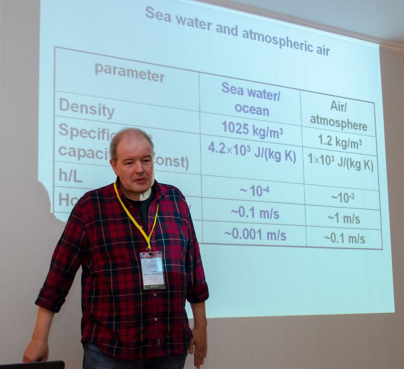 Kislovodsk International Conference of Young Scientists, 2014